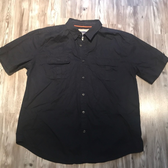 St. John's Bay Other - St Johns Bay Short Sleeve Button Down